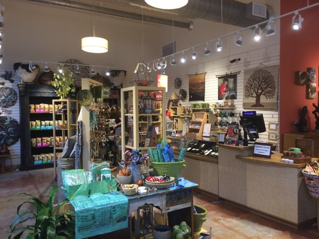 Everything Local: Ten Thousand Villages | The Paisano
