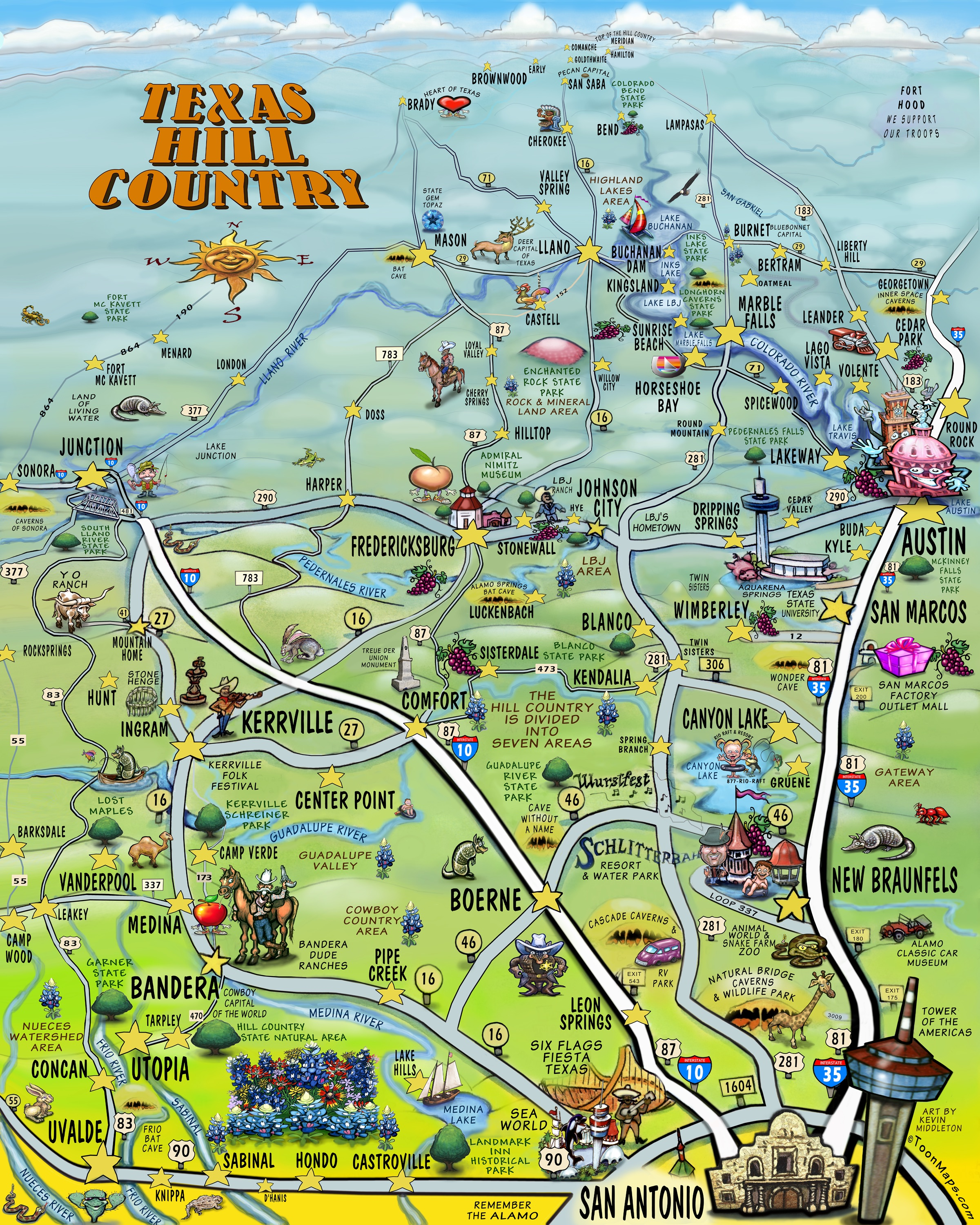 texas hill country invites san antonio to explore and discover the