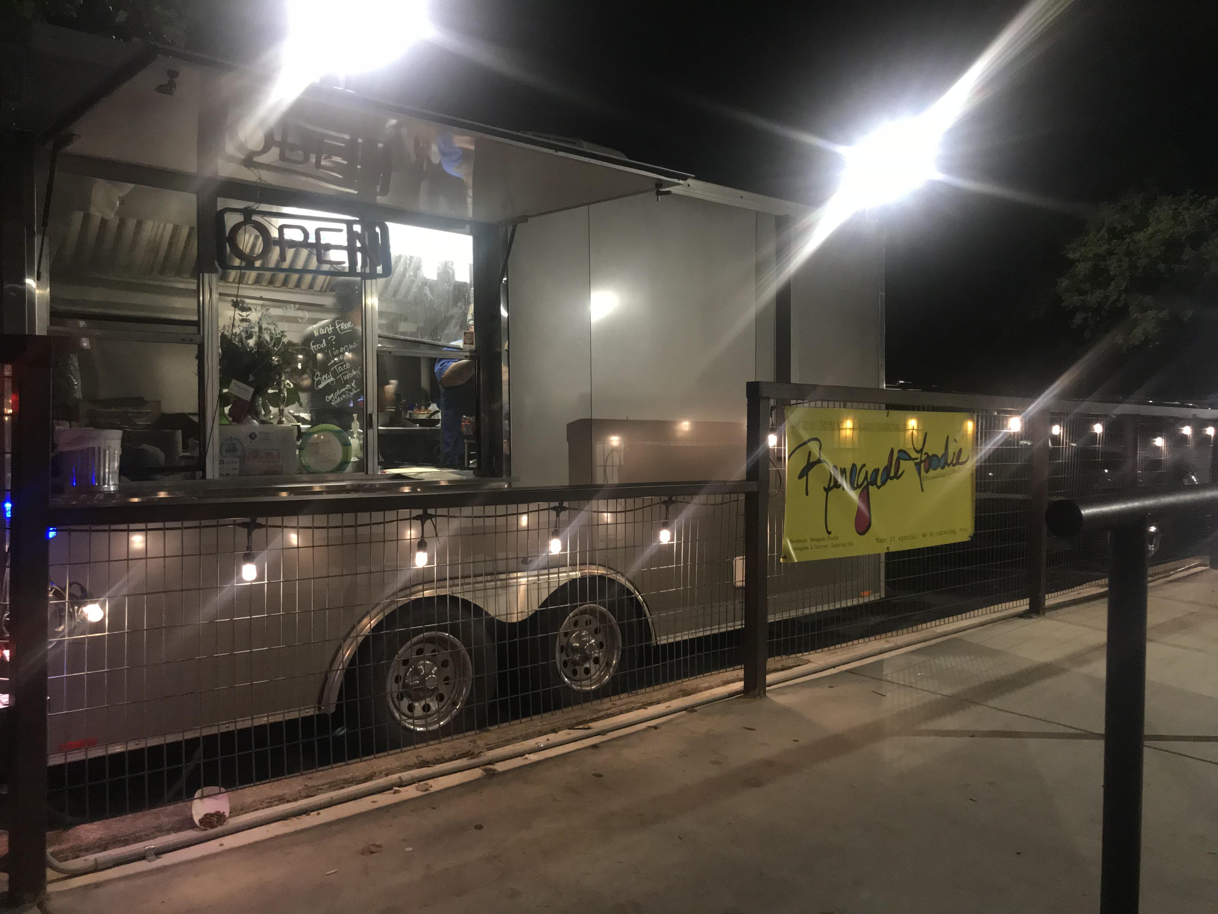 Renegade Foodie food truck