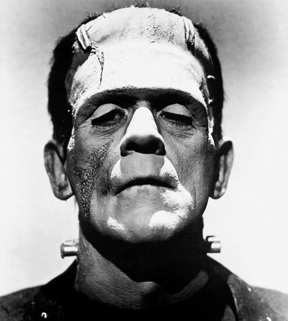Frankenstein's Monster.