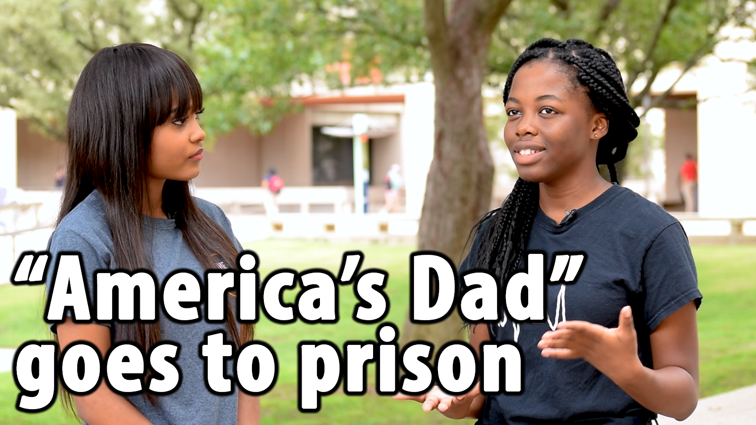 """America's Dad"" goes to prison"