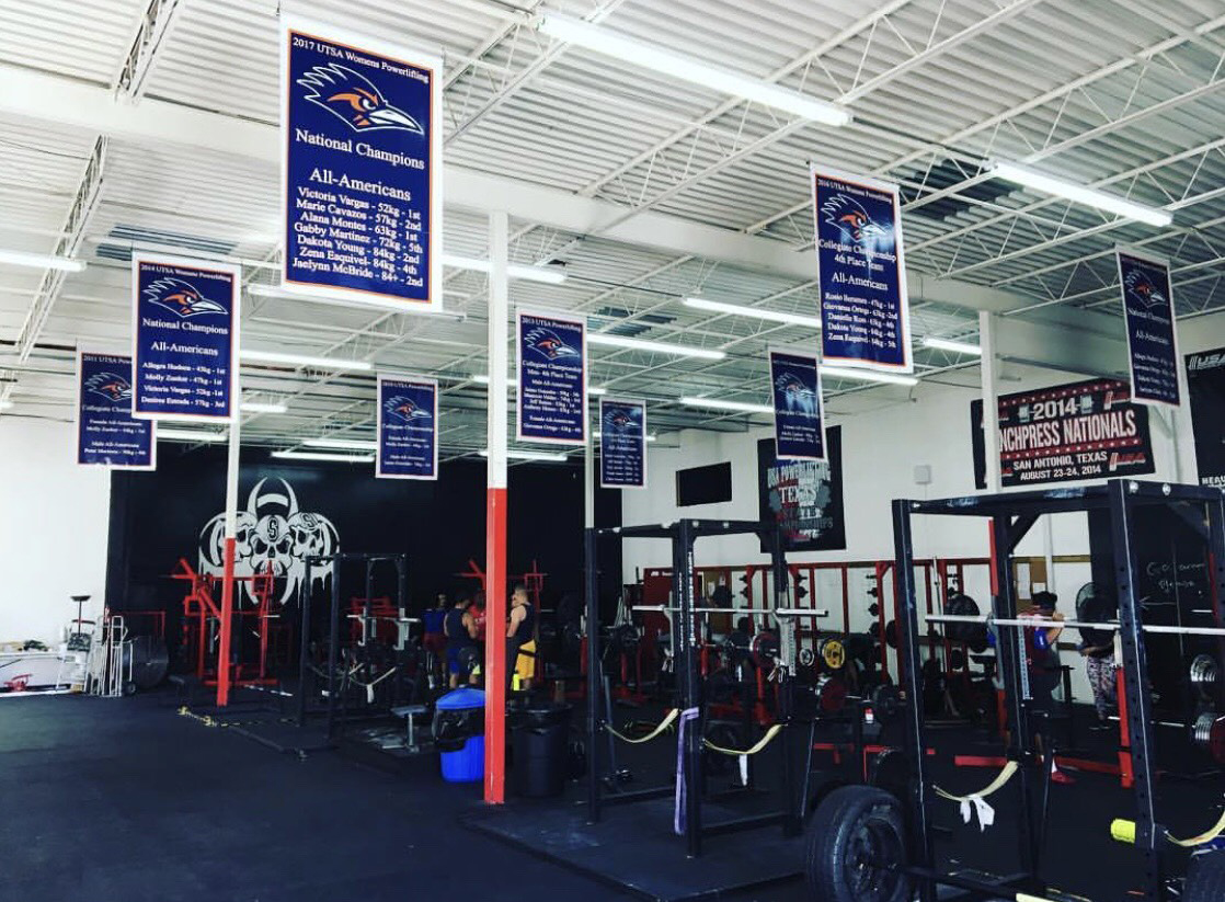Q&A: UTSA Powerlifting Team | The Paisano
