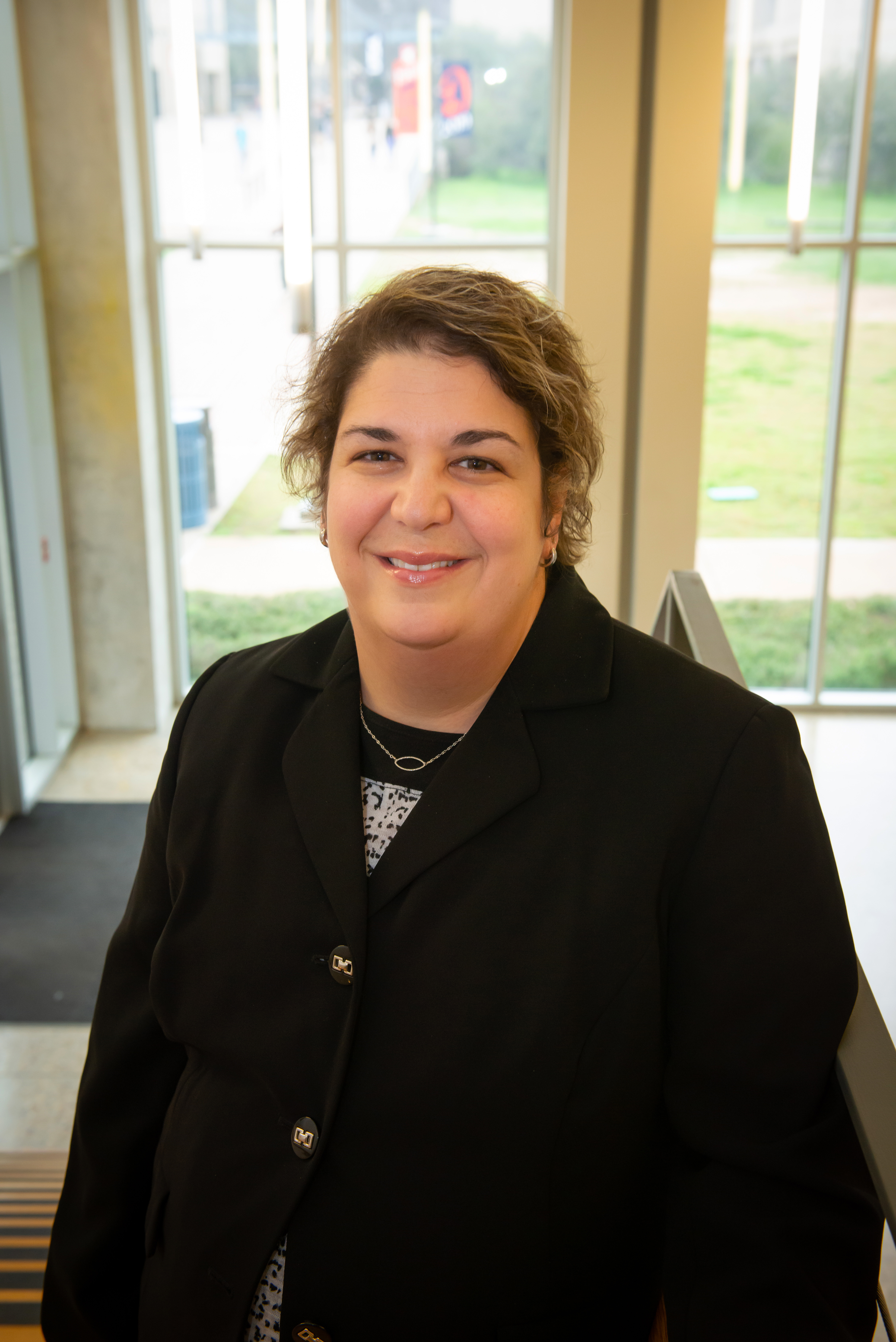 Suzanne Patrick named EOS and Title IX coordinator.