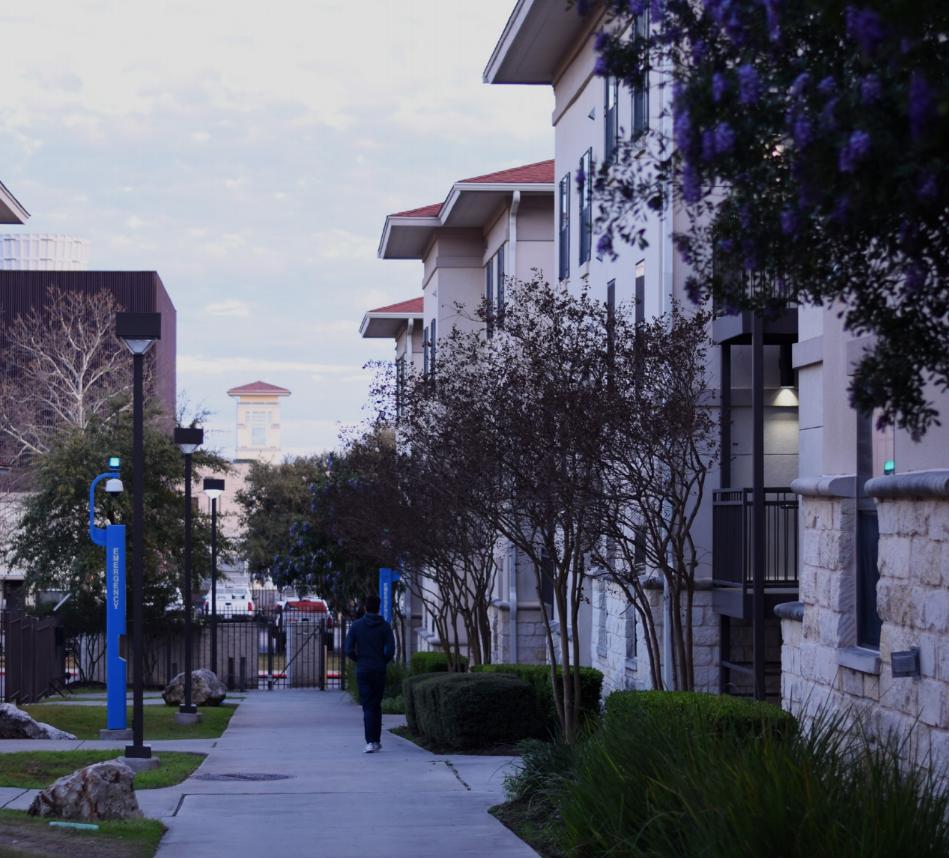UTSA plans to increase on-campus housing.