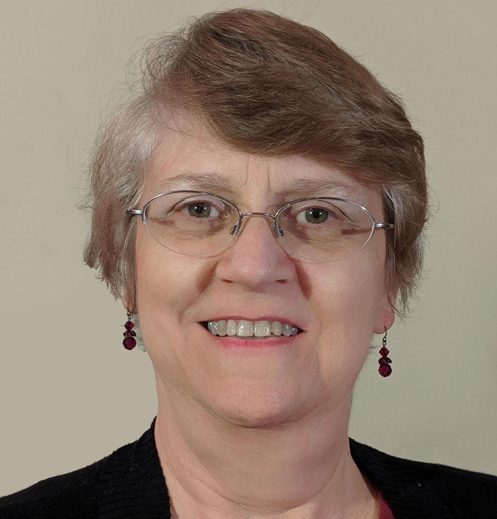 Dr. Anita Moss, former UTSA human anatomy and physiology professor. Photo courtesy of Dr. Anita Moss